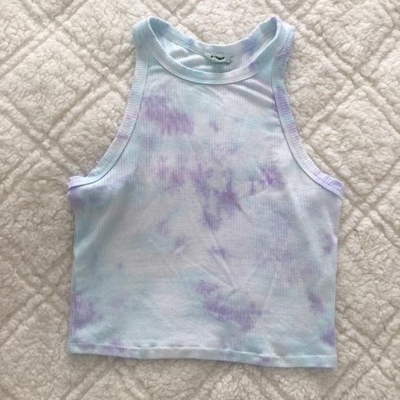 Handmade tie dye shirt